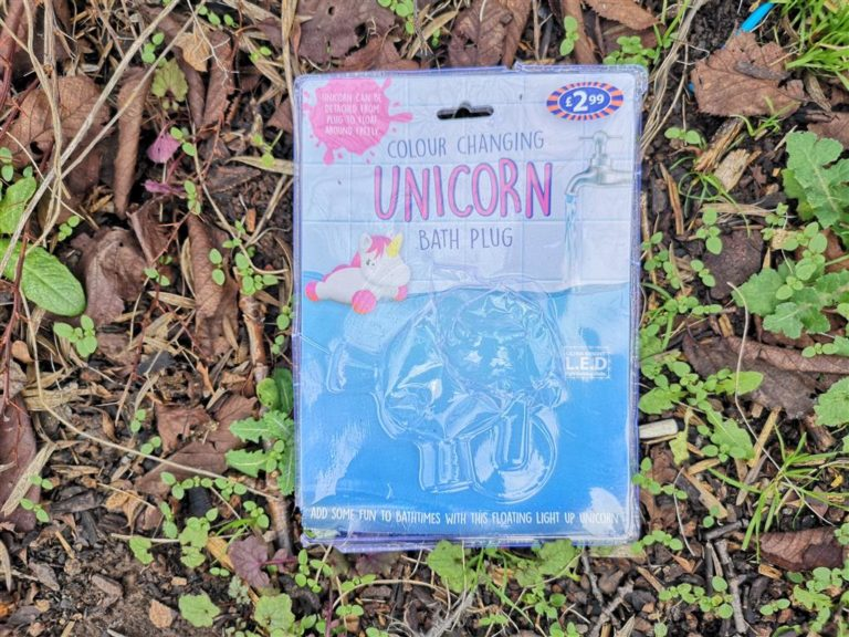 Unicorn litter